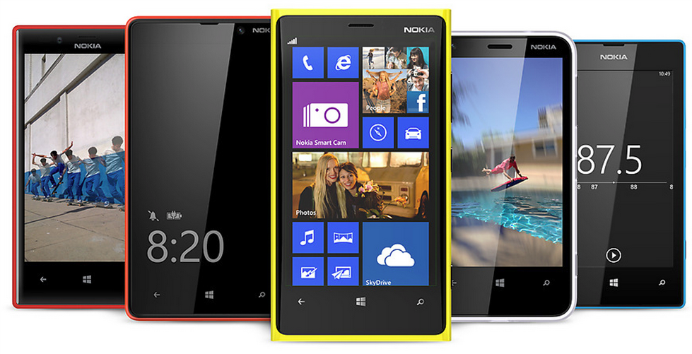 Unlock Code for Nokia Lumia